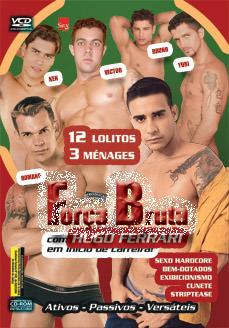 filme pornô Força Bruta