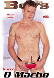 filme pornô Rocco: O Macho