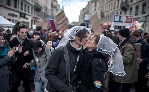 Casamento gay França