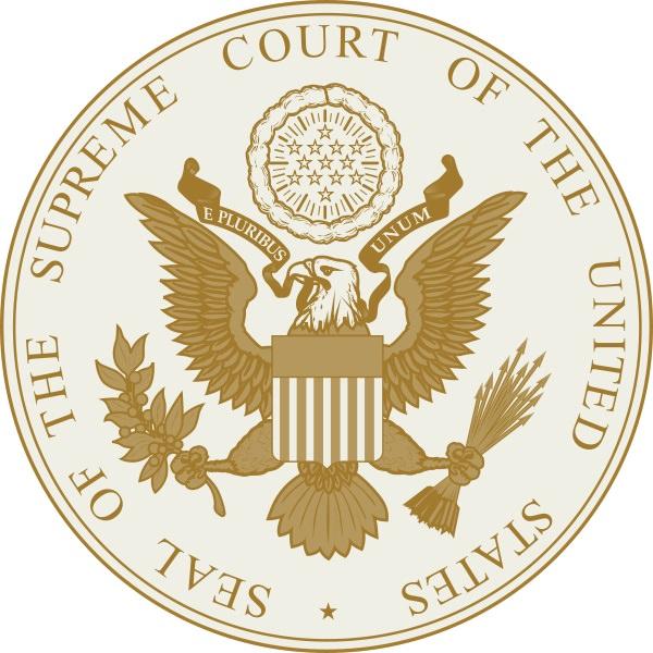 Selo da Suprema Corte dos EUA