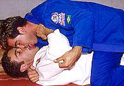 Vídeo pornô Desafio judoca